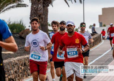 Carrera Empresas Lanzarote 2019 Fotos Alsolajero.com-10