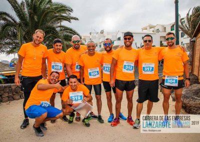 Carrera Empresas Lanzarote 2019 Fotos Alsolajero.com-135
