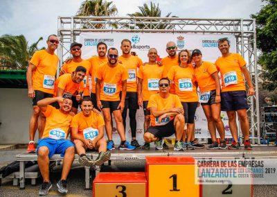 Carrera Empresas Lanzarote 2019 Fotos Alsolajero.com-151