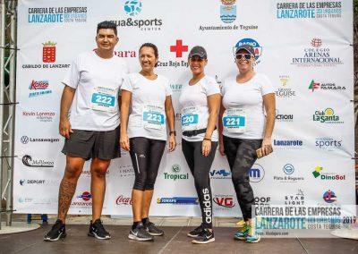 Carrera Empresas Lanzarote 2019 Fotos Alsolajero.com-162