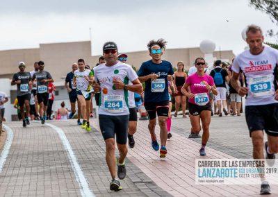 Carrera Empresas Lanzarote 2019 Fotos Alsolajero.com-22