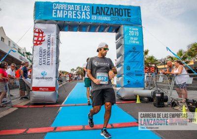 Carrera Empresas Lanzarote 2019 Fotos Alsolajero.com-225