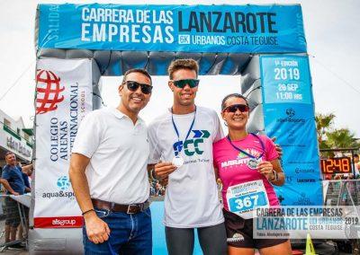 Carrera Empresas Lanzarote 2019 Fotos Alsolajero.com-254