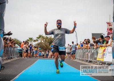 Carrera Empresas Lanzarote 2019 Fotos Alsolajero.com-301
