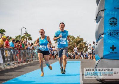 Carrera Empresas Lanzarote 2019 Fotos Alsolajero.com-348