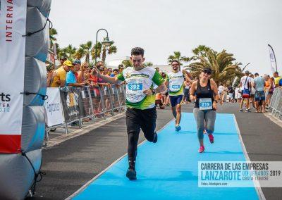 Carrera Empresas Lanzarote 2019 Fotos Alsolajero.com-384