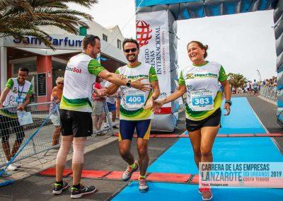 Carrera Empresas Lanzarote 2019 Fotos Alsolajero.com-387