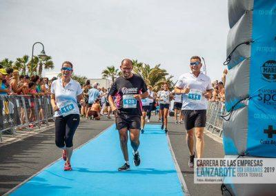 Carrera Empresas Lanzarote 2019 Fotos Alsolajero.com-391