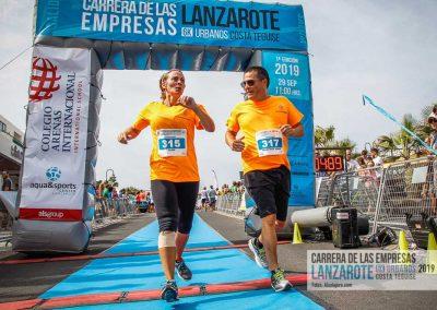 Carrera Empresas Lanzarote 2019 Fotos Alsolajero.com-403