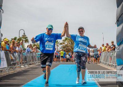 Carrera Empresas Lanzarote 2019 Fotos Alsolajero.com-412