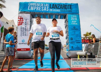 Carrera Empresas Lanzarote 2019 Fotos Alsolajero.com-414