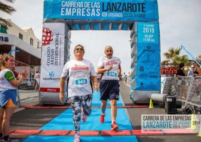 Carrera Empresas Lanzarote 2019 Fotos Alsolajero.com-455