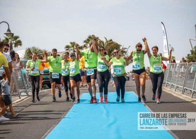 Carrera Empresas Lanzarote 2019 Fotos Alsolajero.com-457