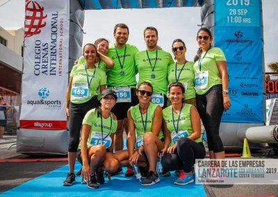 Carrera Empresas Lanzarote 2019 Fotos Alsolajero.com-459