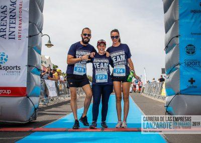 Carrera Empresas Lanzarote 2019 Fotos Alsolajero.com-460