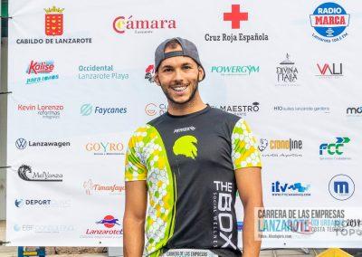 Podium y PhotoCall Carrera Empresas Lanzarote 2019 Fotos Alsolajero.com-1