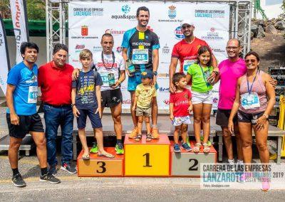 Podium y PhotoCall Carrera Empresas Lanzarote 2019 Fotos Alsolajero.com-100