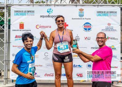 Podium y PhotoCall Carrera Empresas Lanzarote 2019 Fotos Alsolajero.com-102