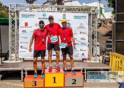 Podium y PhotoCall Carrera Empresas Lanzarote 2019 Fotos Alsolajero.com-105