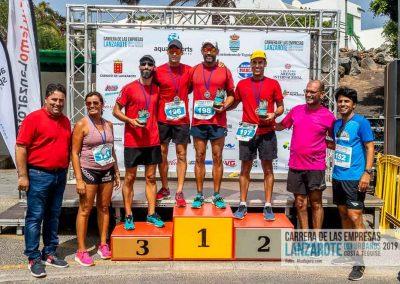 Podium y PhotoCall Carrera Empresas Lanzarote 2019 Fotos Alsolajero.com-107