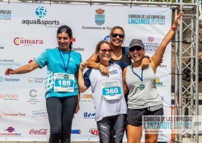 Podium y PhotoCall Carrera Empresas Lanzarote 2019 Fotos Alsolajero.com-110