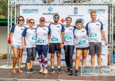 Podium y PhotoCall Carrera Empresas Lanzarote 2019 Fotos Alsolajero.com-17