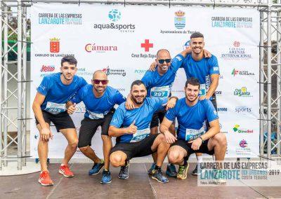 Podium y PhotoCall Carrera Empresas Lanzarote 2019 Fotos Alsolajero.com-19
