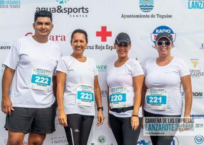 Podium y PhotoCall Carrera Empresas Lanzarote 2019 Fotos Alsolajero.com-21