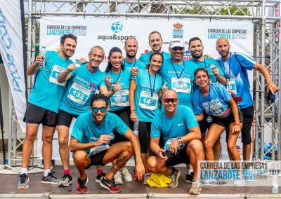 Podium y PhotoCall Carrera Empresas Lanzarote 2019 Fotos Alsolajero.com-53