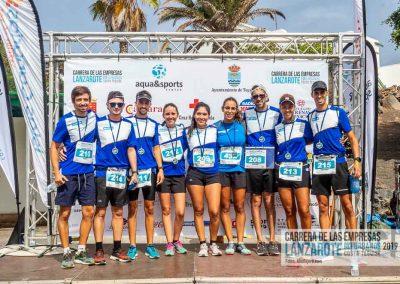 Podium y PhotoCall Carrera Empresas Lanzarote 2019 Fotos Alsolajero.com-68
