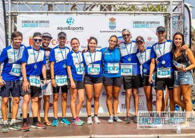 Podium y PhotoCall Carrera Empresas Lanzarote 2019 Fotos Alsolajero.com-69