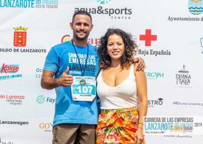Podium y PhotoCall Carrera Empresas Lanzarote 2019 Fotos Alsolajero.com-71