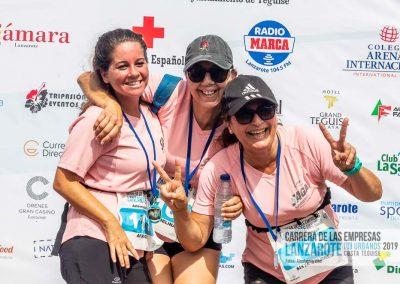 Podium y PhotoCall Carrera Empresas Lanzarote 2019 Fotos Alsolajero.com-73