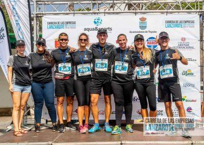 Podium y PhotoCall Carrera Empresas Lanzarote 2019 Fotos Alsolajero.com-77