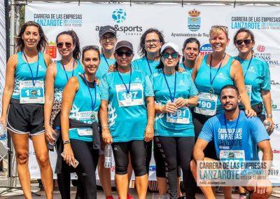 Podium y PhotoCall Carrera Empresas Lanzarote 2019 Fotos Alsolajero.com-78