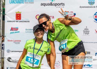 Podium y PhotoCall Carrera Empresas Lanzarote 2019 Fotos Alsolajero.com-81