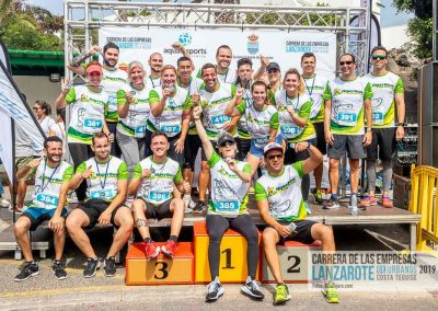 Podium y PhotoCall Carrera Empresas Lanzarote 2019 Fotos Alsolajero.com-82