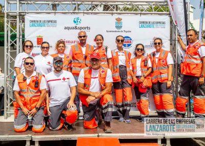 Podium y PhotoCall Carrera Empresas Lanzarote 2019 Fotos Alsolajero.com-88