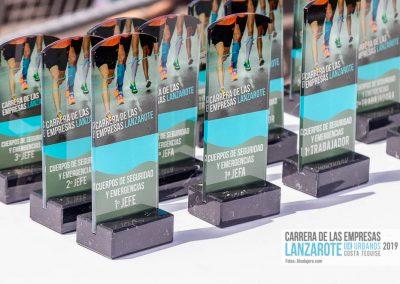 Podium y PhotoCall Carrera Empresas Lanzarote 2019 Fotos Alsolajero.com-93
